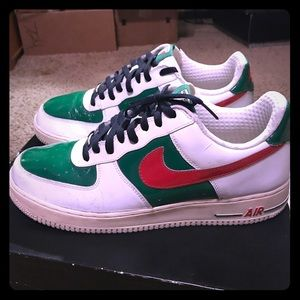 "Nike 2005 Air Force One ""Mexico World Cup"